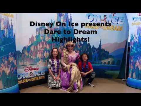 Disney On Ice Presents Dare to Dream!