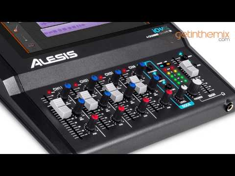 Alesis IO Mix - 4 Channel Recorder For IPad