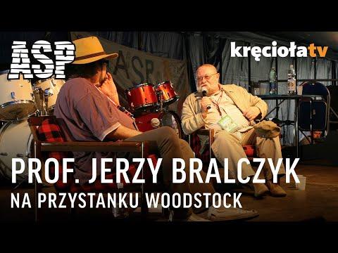 Prof. Jerzy Bralczyk - CAŁOŚĆ spotkania w ASP / Przystanek Woodstock 2007