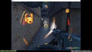 XQEMU Xbox Emulator -  Classified The Sentinel Crisis Ingame!