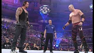 2004 03 14 Wrestlemania XX   UnderTaker b Kane 12 0 Madison Square Garden New York