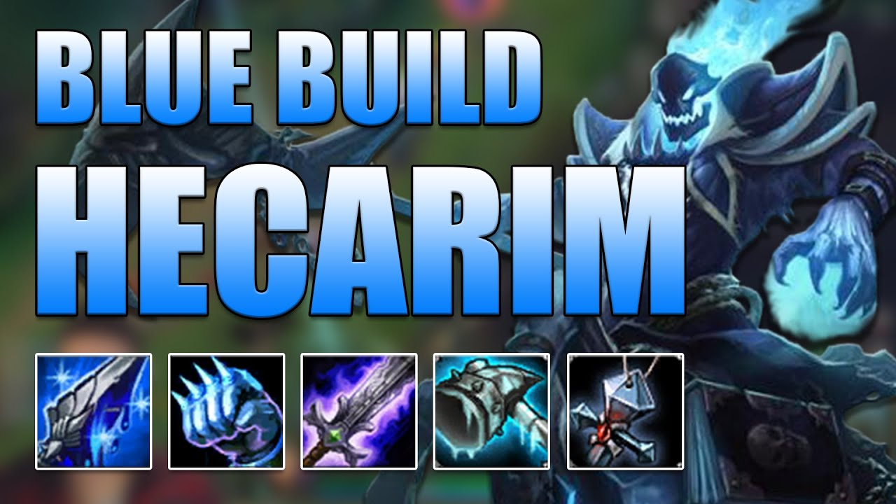 Best Hecarim Build Top