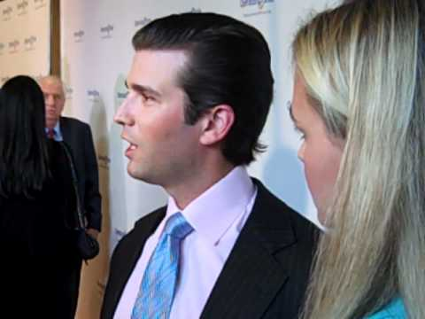 Donald Trump Jr. & Vanessa Trump on Red Carpet Operation Smile