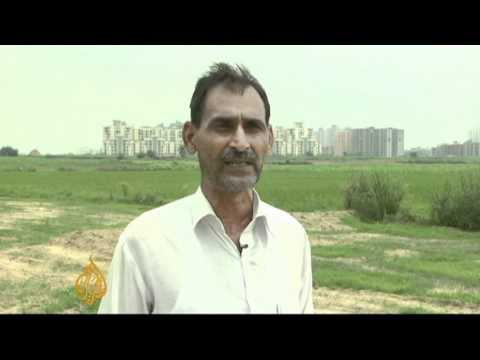 Indian farmers seek justice over land sale