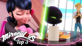 MIRACULOUS | 🐞 KWAMIS 🔝 | SEASON 1 | Tales of Ladybug and Cat Noir