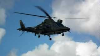 Hélicoptère Agusta