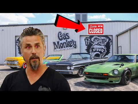 Fast N' Loud Officially ENDED After This Happened... WHY DID ALL THE GAS MONKEY EMPLOYEES LEAVE?