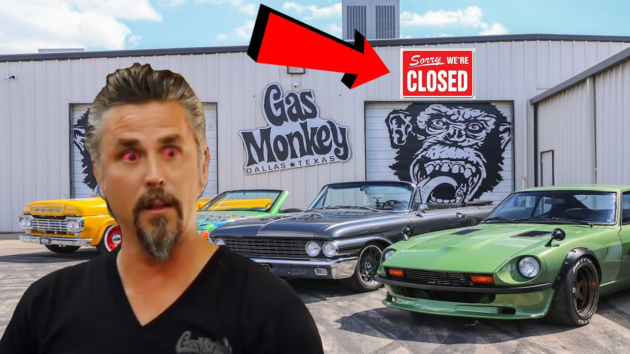 Download Fast N' Loud Officially ENDED After This Happened... WHY DID ALL THE GAS MONKEY EMPLOYEES LEAVE?