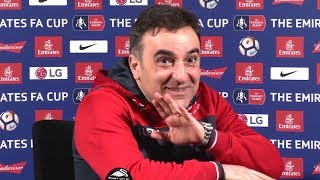 Carlos Carvalhal Full Pre-Match Press Conference - Swansea v Tottenham - FA Cup