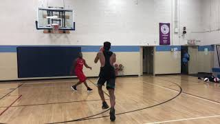 Major Prep B-ball Training