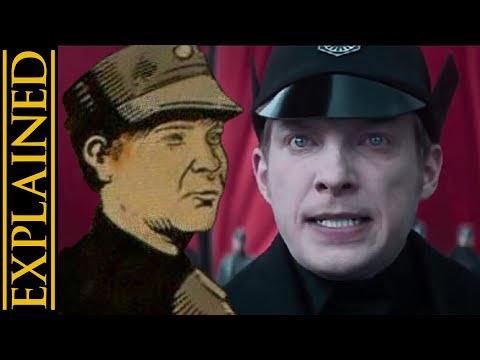 The Complete Story of Brendol Hux - The Father of General Hux