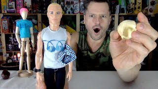Happy 57th Birthday Kenneth Carson: Dating Fun Ken Doll Mattel Barbie Unboxing Review