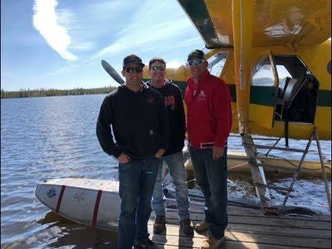 Orono Lake, Ontario, Viking Outpost, September 2018, Fly-In Fishing