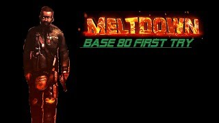 War Commander - Operation: Meltdown base 80 first try