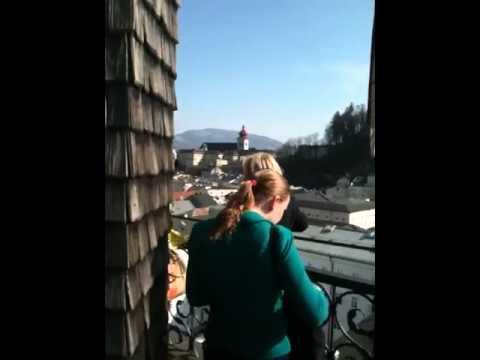 Salzburg Museum glockenspiel