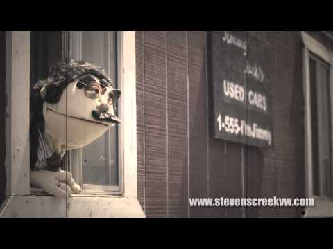 Stevens Creek Volkswagen Commercial