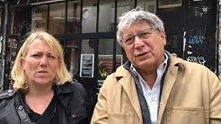 7 ans après le meurtre de Clément Méric : les fascistes attaquent un restaurant à Paris.