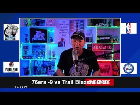 Philadelphia 76ers vs Portland Trail Blazers 2/4/21 Free NBA Pick and Prediction NBA Betting Tips