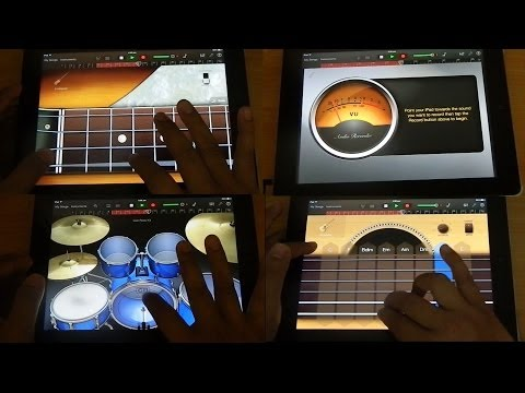 BEST iPAD GARAGEBAND COVER | ROLLING IN THE DEEP | ADELE