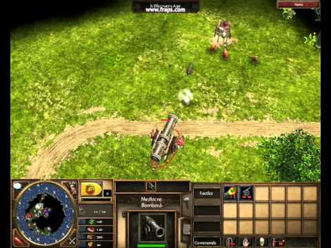 Age of Empires 3 Cheat Units