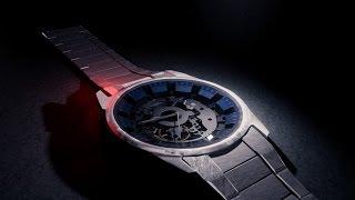 Timelapse - Blender Montre de luxe