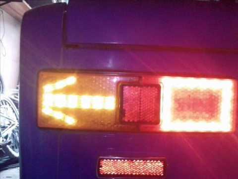 тюнинг фонарей ВАЗ 2101 своими руками