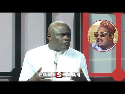 """Gaston Mbengue descend Ahmed Khalifa Niass """"On ne doit plus lui permettre de passer à la télé"""""""
