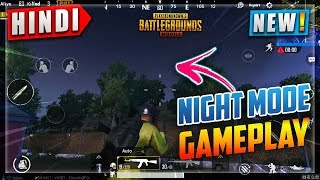 🔥HOW TO PLAY PUBGM IN NIGHT MODE 0.9 UPDATE   NIGHT MODE CHICKEN DINNER   PUBG HINDI NOOBTHEDUDE