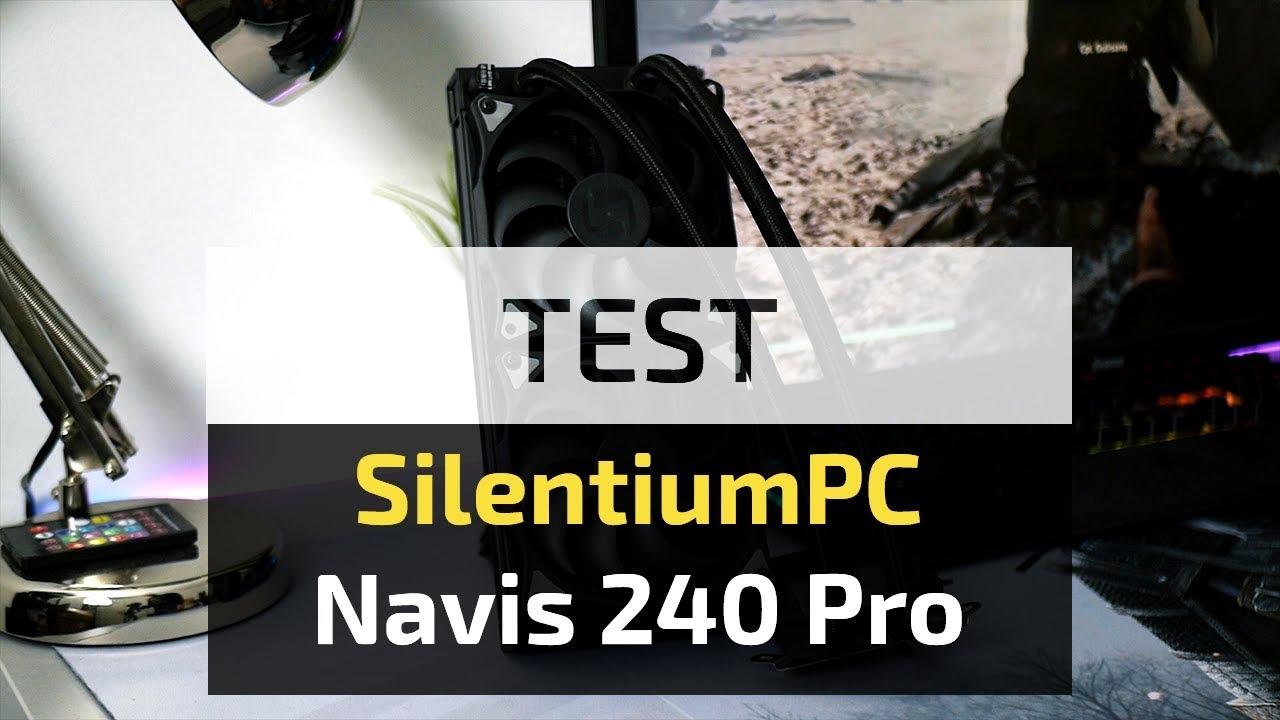 Test SilentiumPC Navis 240 Pro – tanie i dobre chłodzenie wodne?