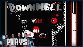 Colin Plays Downwell on PS4 - Kinda Funny Plays