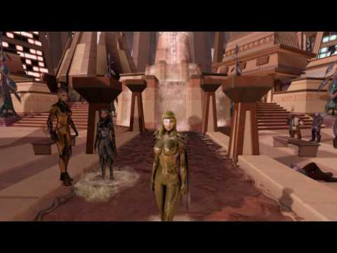 Star Trek Online - Sompek Lightning and Lukari Reputation Ki