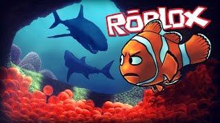 Roblox | SCHUTZ MEINER BABYS!! Roblox Fish Simulator Herausforderung! (Roblox Adventures)