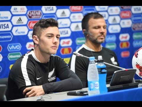 MEX vs. NZL - New Zealand Pre-Match Press Conference