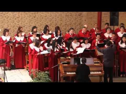 GKIN Amstelveen koor - 'He is Risen from the dead'