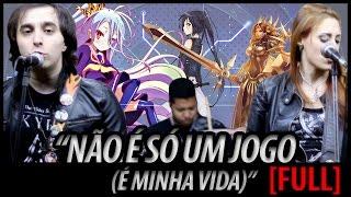 """""""Não É Só Um Jogo, É Minha Vida"""" FULL (The Kira Justice)"""