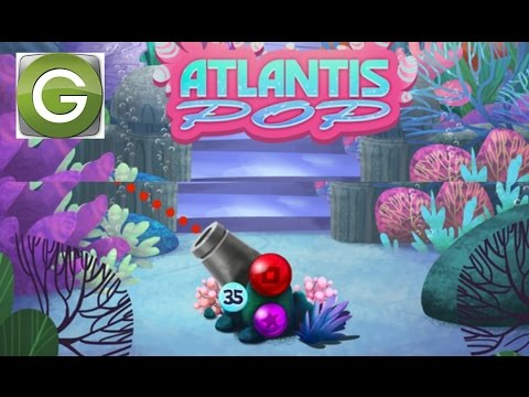 Atlantis pop - New Android Gameplay HD