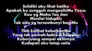 Ruth Sahanaya - Tetap Setia - Cover By Idroy With Lyrics
