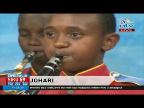 Nation Television KENYA Johari  Bendi ya shule ya starehe