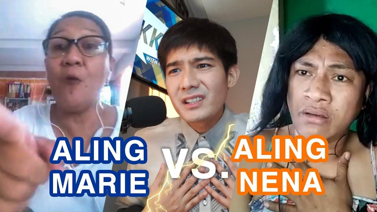 TAPATAN NINA ALING MARIE AT ALING NENA (KKB Ep. 2) | Robi Domingo
