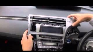 Repeat youtube video プリウスのセンターコンソールの外し方(オーディオやナビ交換に)