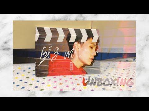 "[UNBOXING] Jung Ilhoon 1st Mini Album ""Big Wave"""