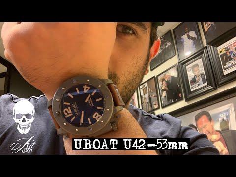 U-42 - Limited Edition By U-Boat Watches