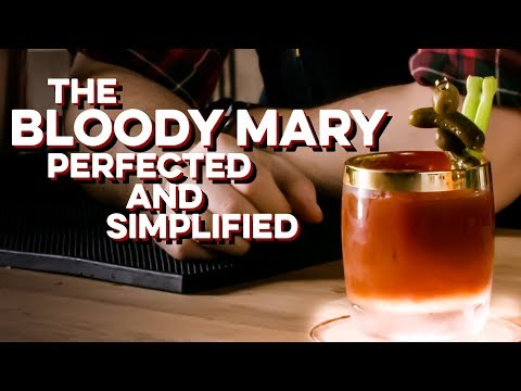Bloody Mary   How to Drink