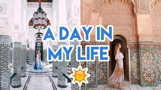 A DAY IN MARRAKESH! | Amelia Liana Vlog