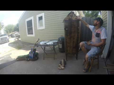 Wooden Smoker
