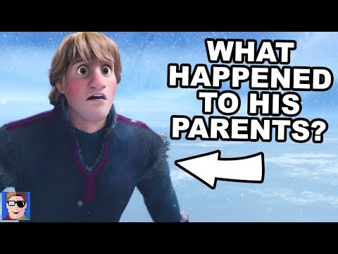 What Happened To Kristoff's Parents? | Frozen Theory