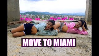 Enrique Iglesias Move To Miami Official Audio Ft Pitbull