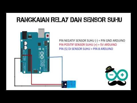 Membuat Kipas Angin Otomatis dengan Sensor Suhu