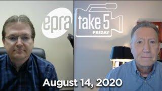 Take 5   Andy Shkolnik   August 14, 2020