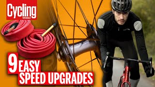 9 Upgrades To Make Your Bike Faster | Cycling Weekly